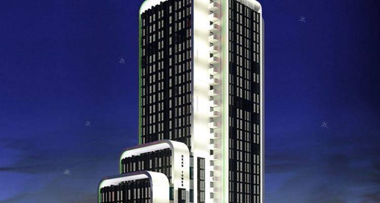 Okan Towers Projesi Haziran 2015'te Teslim!