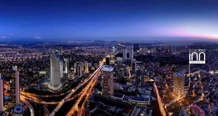 İstanbul inn Levent Projesi Ağustos 2016'da Teslim