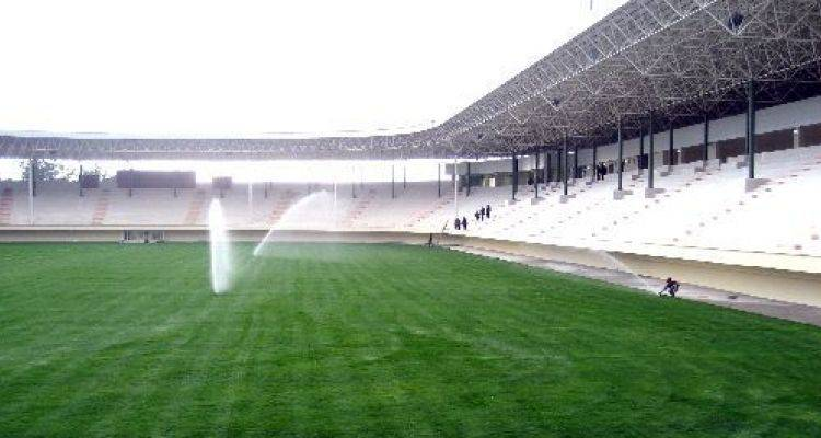 Bolu'ya 15 Bin Kişilik Yeni Stadyum!