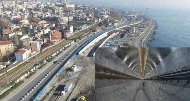 Avrasya Tüneli 2016 Sonunda Hizmete Açılıyor