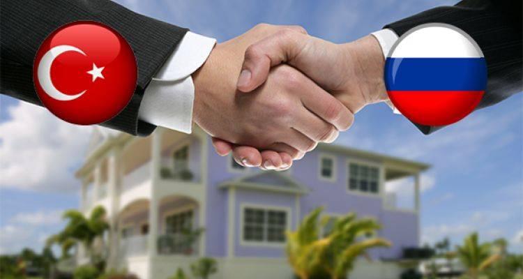 Rusya Gayrimenkul Yatırımlarını Türkiye'ye Kaydıracak