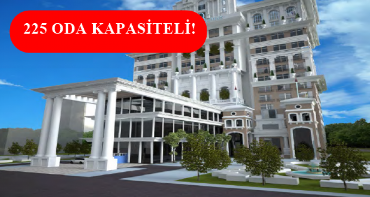 Maltepe'de Yeni Proje: Maltepe The Q Continental Otel