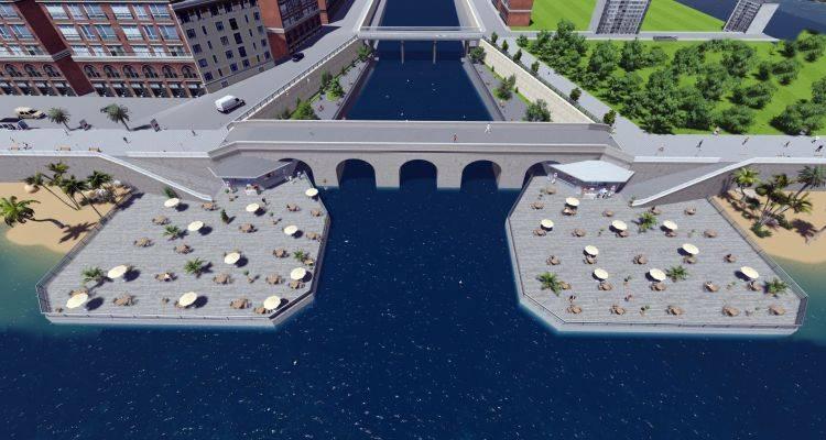 Ordu'da Mostar Köprüsü'nün İnşaatına Başlandı!
