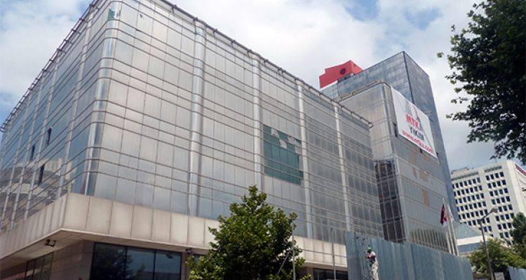 Türkiye'nin En Yüksek Bina Yıkım İşlemi Olacak