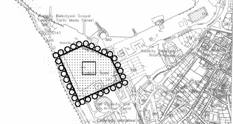 Kadıköy Caferağa Cami Alanı İmar Planı Askıda