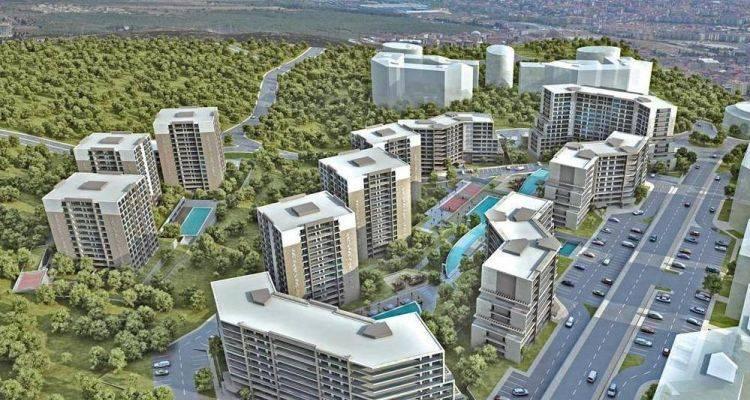 Emlak Konut Evora İstanbul Projesindeki Gelirini Artırdı