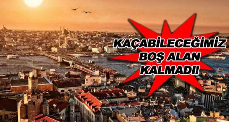 """""""İstanbul Depreme Karşı Artık Daha Az Güvenli"""""""