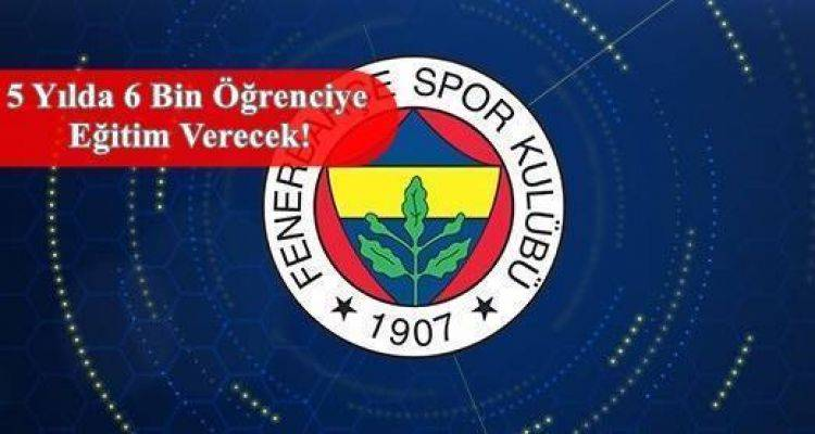 Fenerbahçe Üniversitesi'ne Onay Çıktı