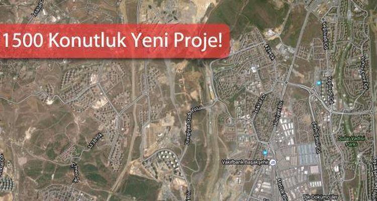 Seha Yapı Başakşehir Projesi 2016'da Başlıyor