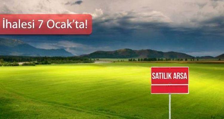 Edirne Belediyesi'nden 4.8 Milyon TL'ye Satılık Arsa