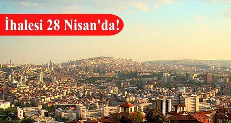 Ankara Büyükşehir Belediyesi'nden Satılık 13 Konut