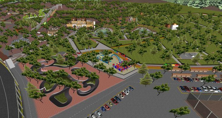Kepez Park Orman Projesi 24 Aralık'ta Başlıyor