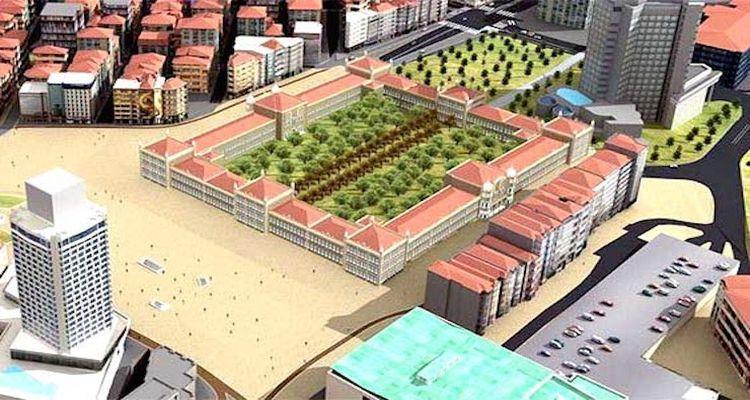 Taksim Gezi Parkı'na Topçu Kışlası Projesine Onay Çıktı