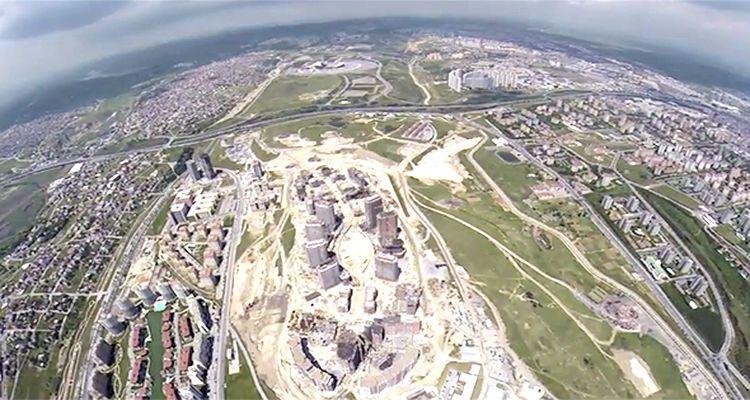 Tema İstanbul Projesinin Son Hali Böyle Görüntülendi