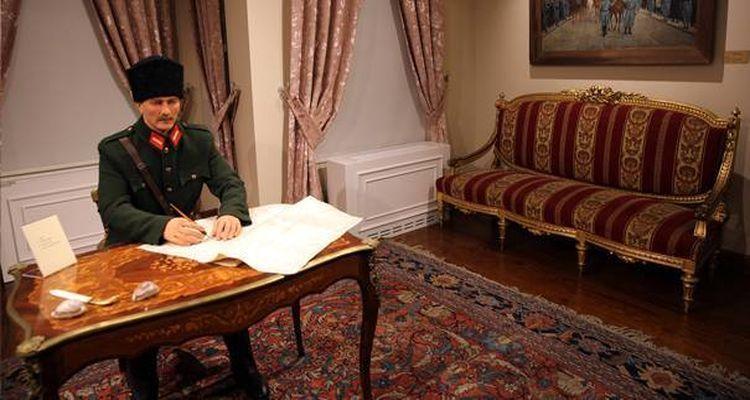 Şişli Atatürk Müzesi Yeniden Açıldı
