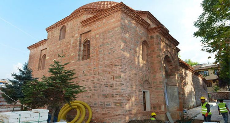 Tarihi Çandırlı İbrahim Paşa Hamamı Müze Oluyor!