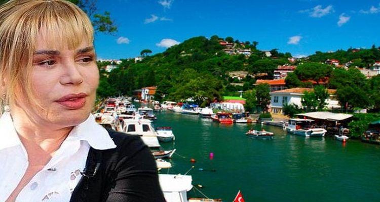 Sezen Aksu Göksu'daki Villasını Satışa Çıkardı