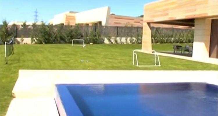 Arda Turan'ın Madrid'te Yaşadığı Saray Yavrusu Ev