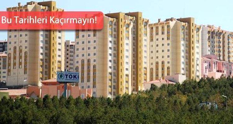 Ankara Mamak Gülseren Mahallesi Toki Kura Çekilişini Kazanlar Dikkat!