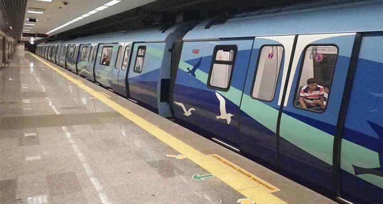 Bakırköy-Bahçelievler-Kirazlı Metro Hattı İhalesi 24 Ekim'de