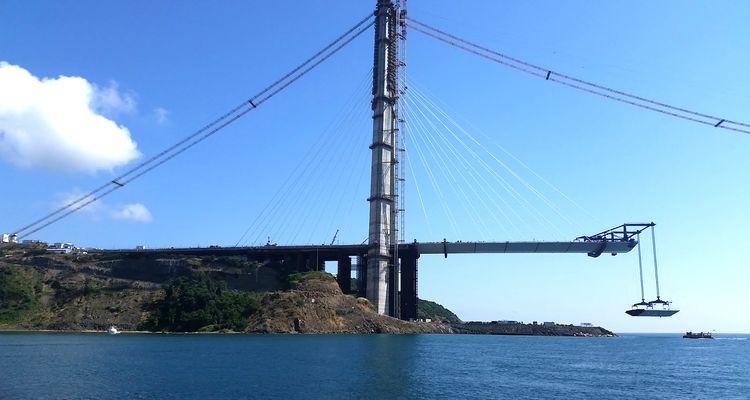3'üncü Köprü Projesi Son Durum