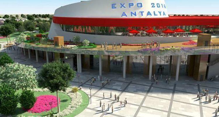 Expo 2016 Kongre Merkezi Türkiye'de Bir İlk Olacak