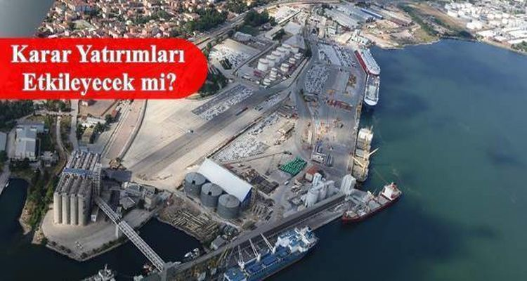 Safi Holding'ten Derince Limanı Açıklaması
