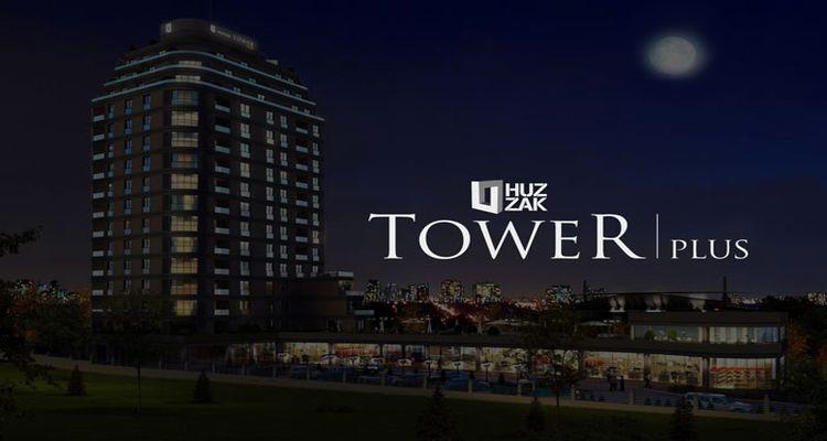 Huzzak Tower Plus Ön Talep Topluyor
