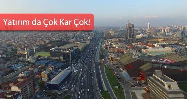 İstanbul'da Yatırımcıların Yeni Gözdesi Bu Semt Oldu