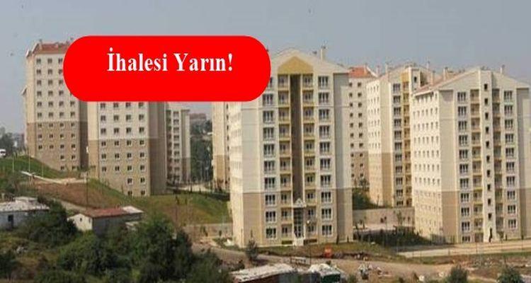 Toki'den İstanbul'da 448 Konutluk Yeni Proje