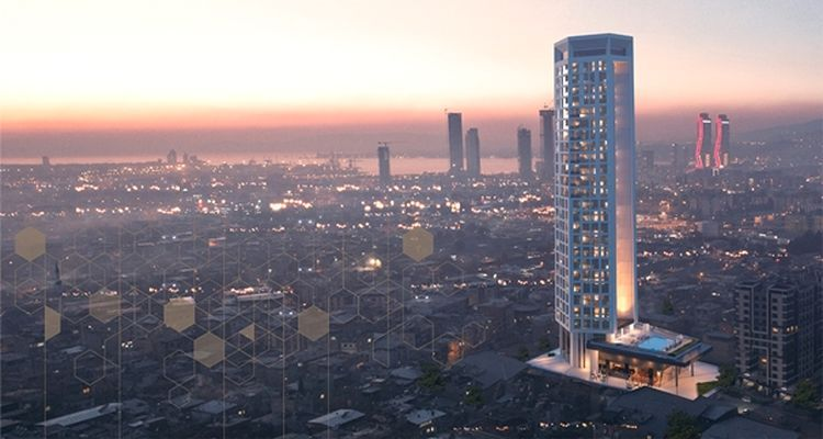 Varyant Tower Projesinde 268 Bin TL'ye 1+1