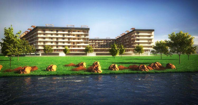 Konya Beyşehir Belediyesi'nden Göl Manzaralı Toplu Konut