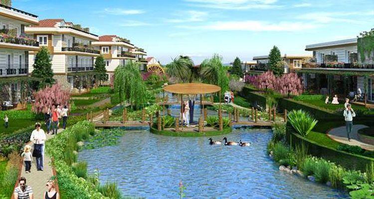 Green Village Şile 2'de 167 Bin 500 TL'ye 1+1