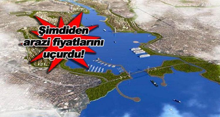 Kanal İstanbul Yılsonuna Hazırlanıyor!