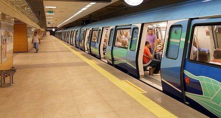 İstanbul'da 2 Yeni Metro Hattı Pazartesi Start Alıyor