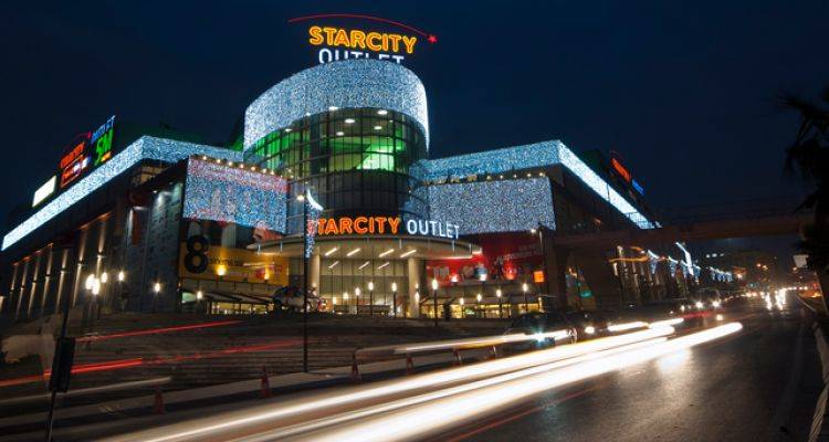 Starcity AVM 253 Milyon Liraya Satışa Çıkarıldı!