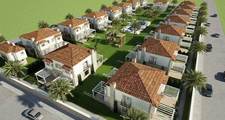 Karaferya Evleri'nde 600 Bin Liraya Villa!