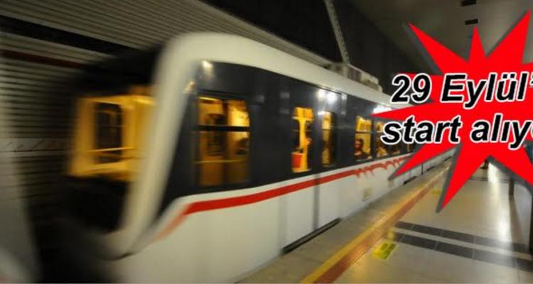 İstanbul'a 2 Yeni Metro Hattı Geliyor!