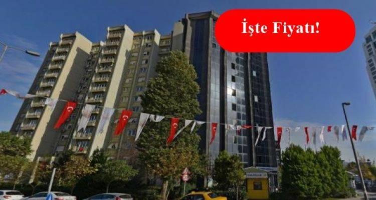 Emlak Konut Ataşehir Genel Müdürlük Binası Satıldı