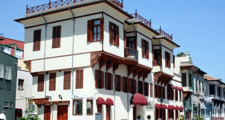 Tarihi Konak Adana'nın Gözdesi Oldu!