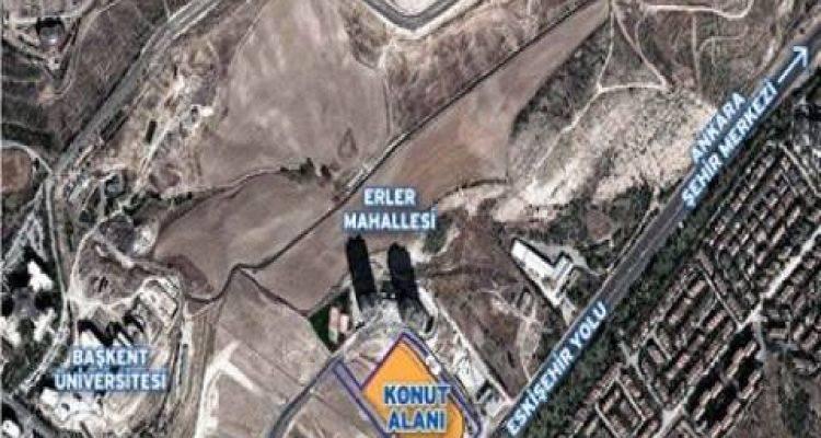 Emlak Konut GYO Etimesgut'taki Arsasını İhaleye Çıkartıyor