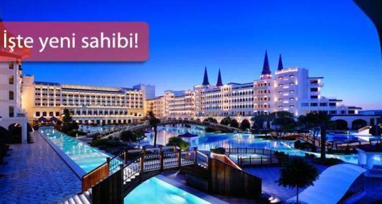 Mardan Palace Otel 360 Milyon 50 Bin TL'ye Satıldı