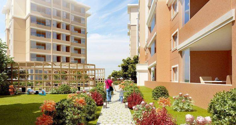Çınar 6 Evleri Projesinde 320 Bin TL'ye 2+1