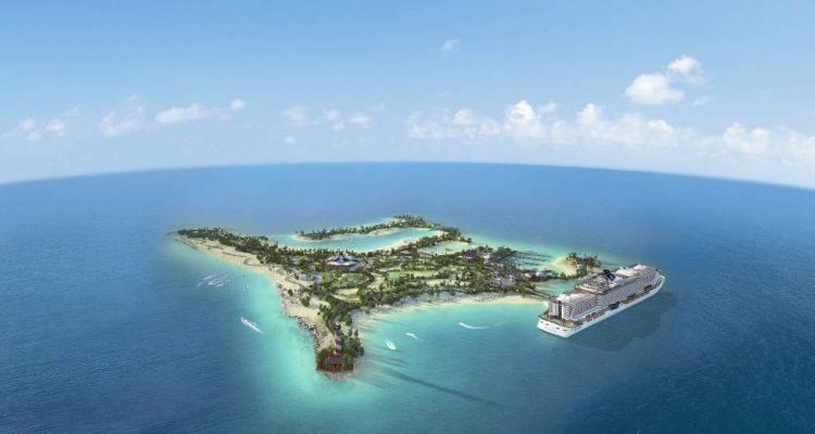Dev Şirket Karayipler'den Ada Satın Aldı