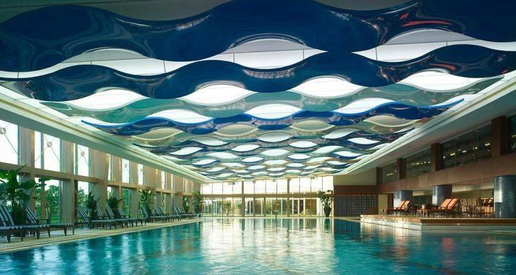 İBB'den Sultangazi'ye Kapalı Yüzme Havuzu!