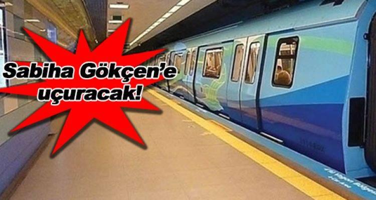 İstanbul'a yeni metro geliyor!