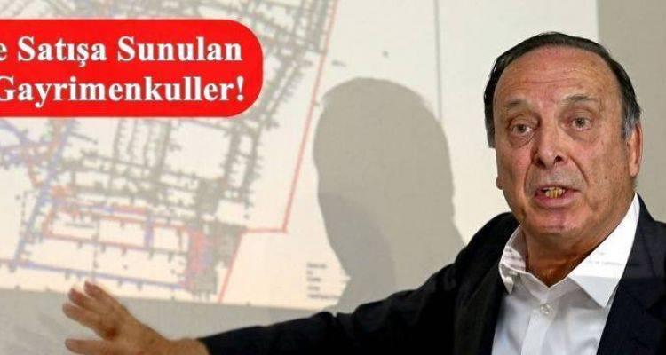 Alp Gürkan'ın 33 Milyon Değerindeki 14 Gayrimenkulü Satışa Çıktı