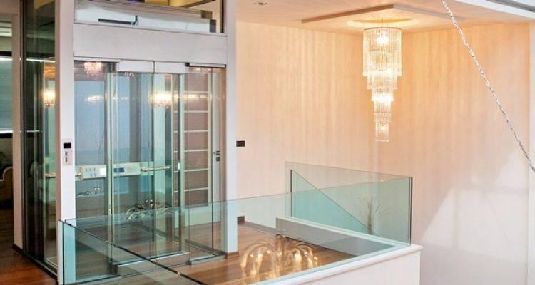 Kleemann'dan MaisonLift Asansör Sistemi