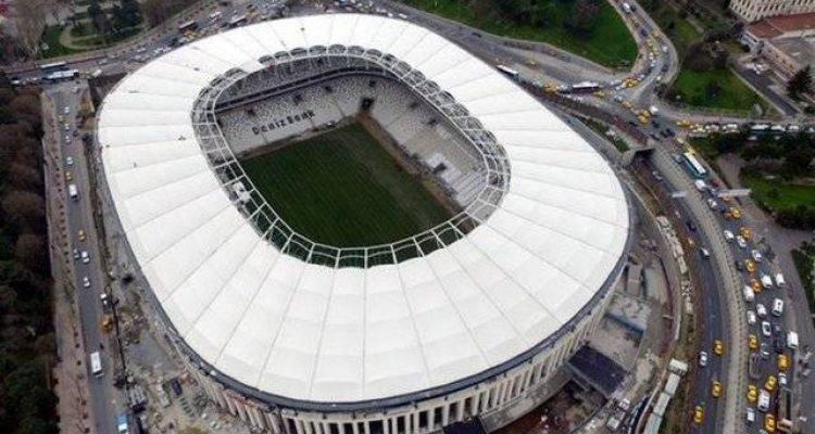 Vodafone Arena Stadyumu'nda İlk Maç 11 Nisan'da