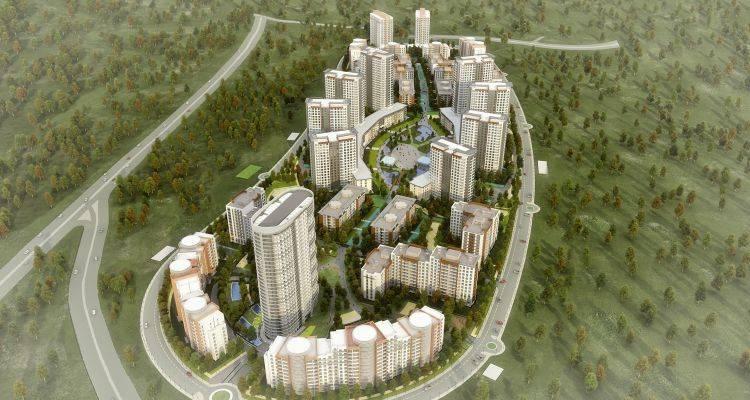 Tema İstanbul Yeni Blokları Satışta!